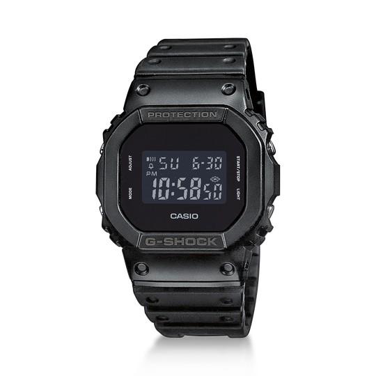 675bb46cf52 Relógio Casio G-Shock Original - DW-5600BB-1ER - Lugar da Jóia