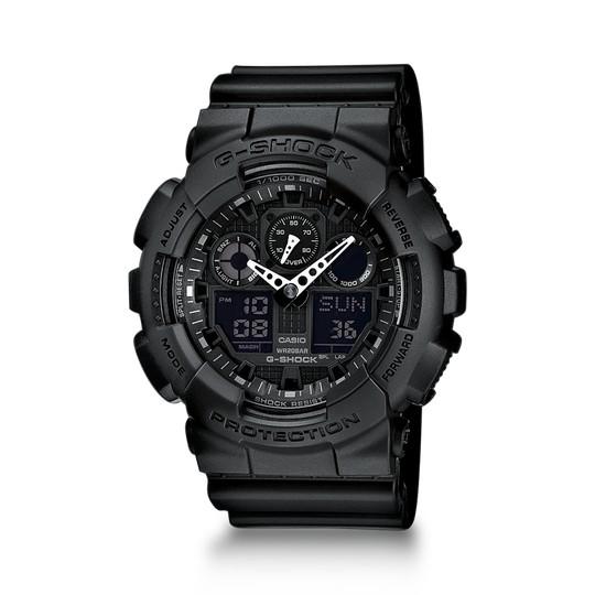 5efcc3cfc57 Relógio Casio G-Shock Original - GA-100-1A1ER - Lugar da Jóia