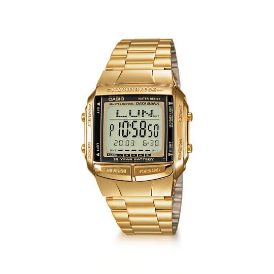 1dcc8c50167 Relógio Casio Collection Retro - DB-360GN-9AEF - Lugar da Jóia