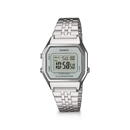 0de87150a7d Relógio Casio Collection Retro - LA680WEA-7EF - Lugar da Jóia