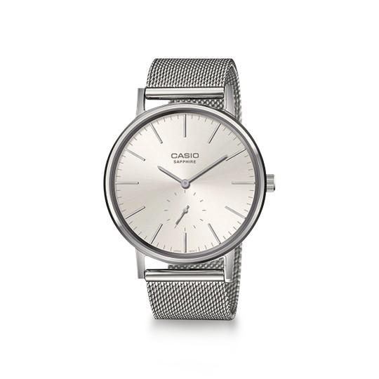 c003e7bf419 Relógio Casio Collection Retro - LTP-E148M-7AEF - Lugar da Jóia