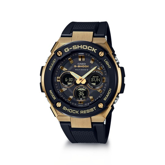 69a2c295acf Relógio Casio G-Shock G-Steel - GST-W300G-1A9ER - Lugar da Jóia