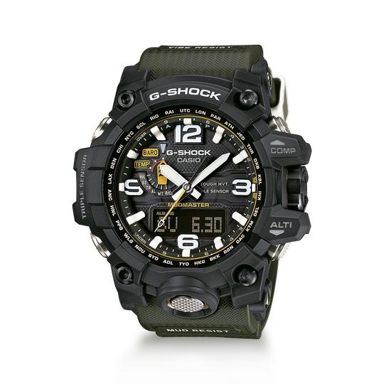 bdf8bdae16f Relógio Casio G-Shock Mudmaster - GWG-1000-1A3ER - Lugar da Jóia